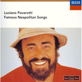 ルチアーノ・パヴァロッティ - 《パヴァロッティ/イタリア民謡集》