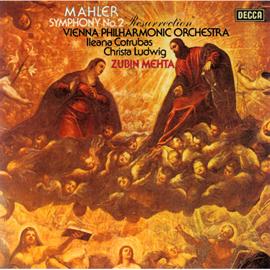 ズービン・メータ - マーラー:交響曲第2番《復活》