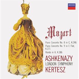 ヴラディーミル・アシュケナージ - モーツァルト:ピアノ協奏曲第8&9番《ジュノム》、他