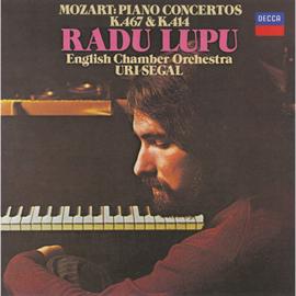 ラドゥ・ルプー - モーツァルト:ピアノ協奏曲第21番、12番、他