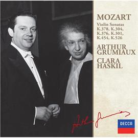 アルテュール・グリュミオー - モーツァルト:ヴァイオリン・ソナタ集