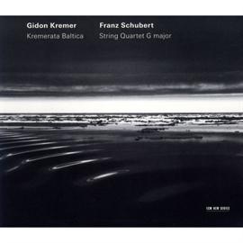 ギドン・クレーメル - シューベルト:弦楽四重奏曲第15番