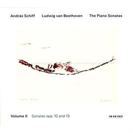 アンドラーシュ・シフ - ベートーヴェン:ピアノ・ソナタ第5-8番