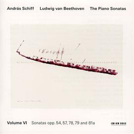 アンドラーシュ・シフ - ベートーヴェン:ピアノ・ソナタ第6巻