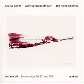 アンドラーシュ・シフ - ベートーヴェン:ピアノ・ソナタ集 VOL.7