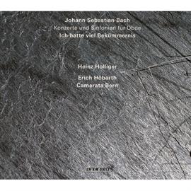 ハインツ・ホリガー - J.S.バッハ:オーボエ協奏曲集