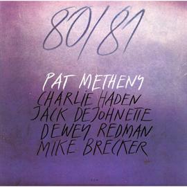 パット・メセニー - 80/81