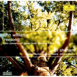 ギル・シャハム - J.ウィリアムズ:ヴァイオリン協奏曲、他