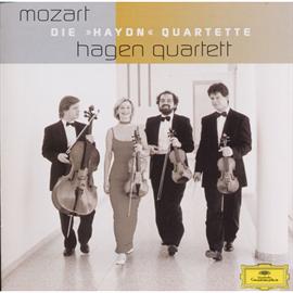 ハーゲン弦楽四重奏団 - モーツァルト:弦楽四重奏曲集《ハイドン・セット》(全6曲)
