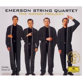 エマーソン弦楽四重奏団 - ハイドン:弦楽四重奏曲集