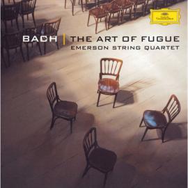 エマーソン弦楽四重奏団 - J.S.バッハ:フーガの技法