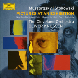 オリヴァー・ナッセン - ムソルグスキー/ストコフスキー編:組曲《展覧会の絵》、他