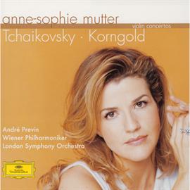 アンネ=ゾフィー・ムター - チャイコフスキー、コルンゴルト:ヴァイオリン協奏曲
