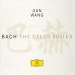 ジャン・ワン - バッハ:無伴奏チェロ組曲(全曲)
