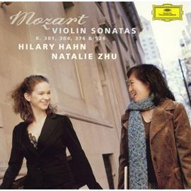 ヒラリー・ハーン - モーツァルト:ヴァイオリン・ソナタ 第32番・第25番・第28番・第42番