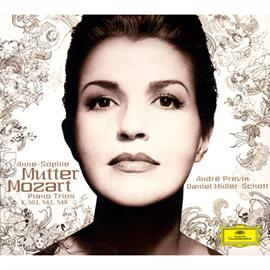 アンネ=ゾフィー・ムター - モーツァルト:ピアノ三重奏曲第4・5・6番