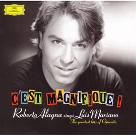 ロベルト・アラーニャ - セ・マニフィーク/ルイス・マリアーノを歌う