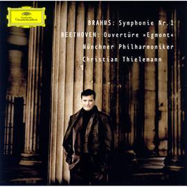 クリスティアン・ティーレマン - ブラームス:交響曲 第1番、他