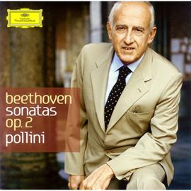 マウリツィオ・ポリーニ - ベートーヴェン:ピアノ・ソナタ第1番 - 第3番