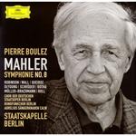 ピエール・ブーレーズ - マーラー:交響曲第8番《千人の交響曲》