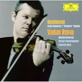 ワディム・レーピン - ベートーヴェン:ヴァイオリン協奏曲・《クロイツェル》