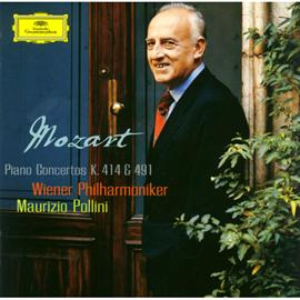 マウリツィオ・ポリーニ - モーツァルト:ピアノ協奏曲第12番&第24番