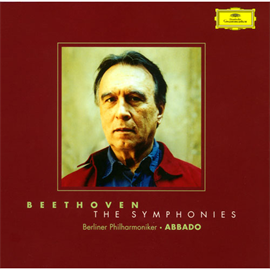 クラウディオ・アバド - ベートーヴェン:交響曲全集