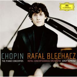 ラファウ・ブレハッチ - ショパン:ピアノ協奏曲第1番・第2番