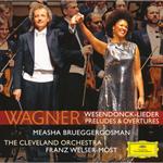 ワーグナー:管弦楽曲集、ヴェーゼンドンクの5つの詩