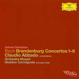 クラウディオ・アバド - バッハ:ブランデンブルク協奏曲