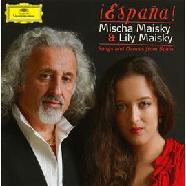 ミッシャ・マイスキー - 我が心のスペイン