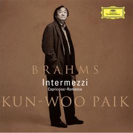 クン=ウー・パイク - ブラームス:ピアノ小品集