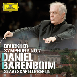 ダニエル・バレンボイム - ブルックナー:交響曲 第7番