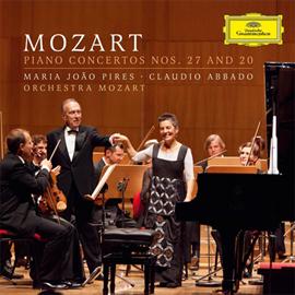 マリア・ジョアン・ピリス - モーツァルト:ピアノ協奏曲 第27番、第20番