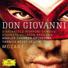 ヤニック・ネゼ=セガン - モーツァルト:歌劇《ドン・ジョヴァンニ》