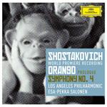 ショスタコーヴィチ:《オランゴ》プロローグ、交響曲第4番