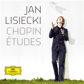 ヤン・リシエツキ - ショパン:練習曲 作品10&25