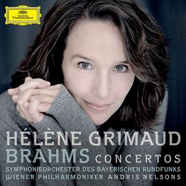 エレーヌ・グリモー - ブラームス:ピアノ協奏曲第1番&第2番