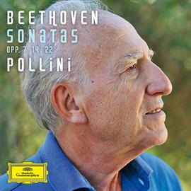マウリツィオ・ポリーニ - ベートーヴェン:ピアノ・ソナタ第4番、第9番-第11番