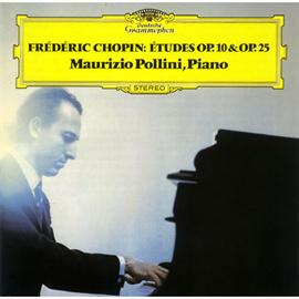 マウリツィオ・ポリーニ - ショパン:12の練習曲 作品10/作品25