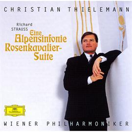 クリスティアン・ティーレマン - R.シュトラウス:アルプス交響曲、他