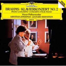 クリスティアン・ツィマーマン - ブラームス:ピアノ協奏曲第2番