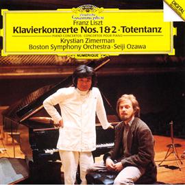 クリスティアン・ツィマーマン - リスト:ピアノ協奏曲第1番&第2番