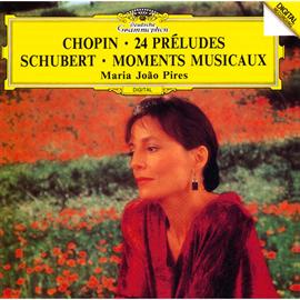 マリア・ジョアン・ピリス - ショパン:前奏曲集、シューベルト:楽興の時