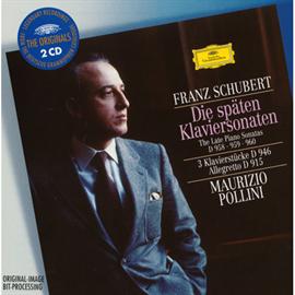マウリツィオ・ポリーニ - シューベルト:ピアノ・ソナタ第19、20、21番