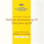 R.シュトラウス:家庭交響曲、交響詩《ドン・ファン》