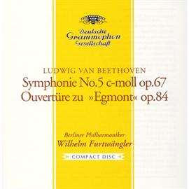 ヴィルヘルム・フルトヴェングラー - ベートーヴェン:交響曲第5番《運命》、劇音楽《エグモント》序曲