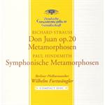 R.シュトラウス:《ドン・ファン》/ヒンデミット:ウェーバーの主題による交響的変容、他