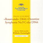 シューベルト:交響曲第9番《ザ・グレート》、《ロザムンデ》序曲