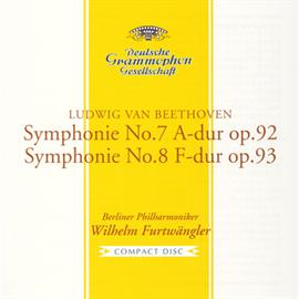 ヴィルヘルム・フルトヴェングラー - ベートーヴェン:交響曲第7番、第8番
